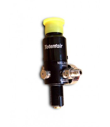 Totem Air High Pressure Preset 3000psi - 800 psi Output (Reg Only)