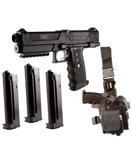 Tippmann TiPX Deluxe Pistol Kit