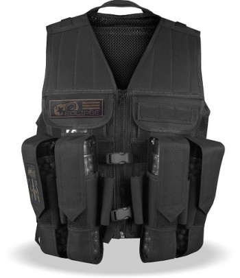 Eclipse Tactical Load Vest Black
