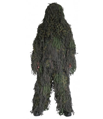Buddha  Ghillie Suit Complete Set