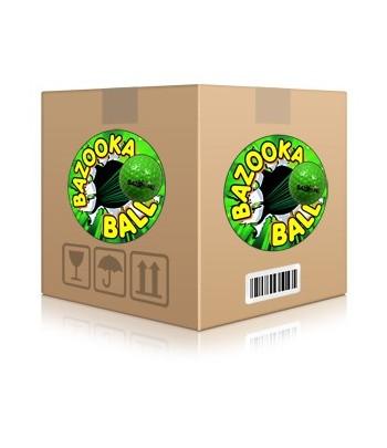 Bazooka Ball Standard 500 Balls Box