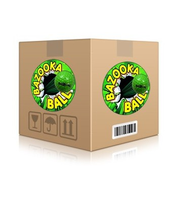 Bazooka Ball Splat 500 Balls Box