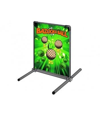 Bazzoka Ball Target