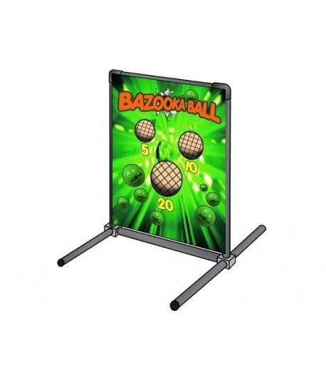 Bazooka Ball Target