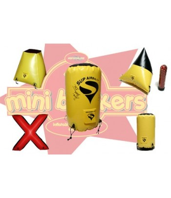 Sup'Air Ball Mini Bunkers, Mini Dorito or Mini Can