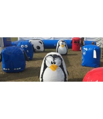Animal 5 Bunker Kit with Water Bladders