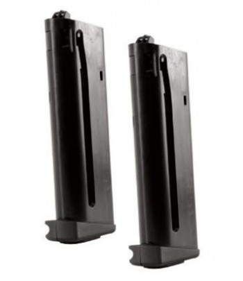 Tippmann Tru-Feed Magazine 2-Pack (7-ball)