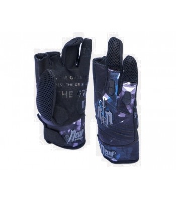 Devil Paintball Gloves