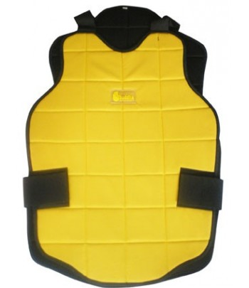 Buddha Marshal Chest Vest