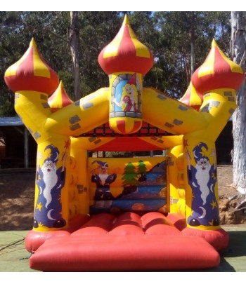 Used Jumping Castle Inflatable