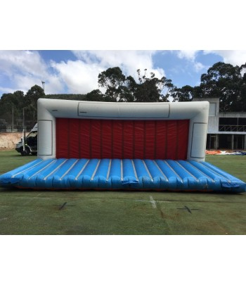 Used Shoot and Save Football Inflatable