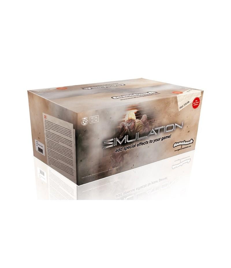 Tomahawk Simulation Box