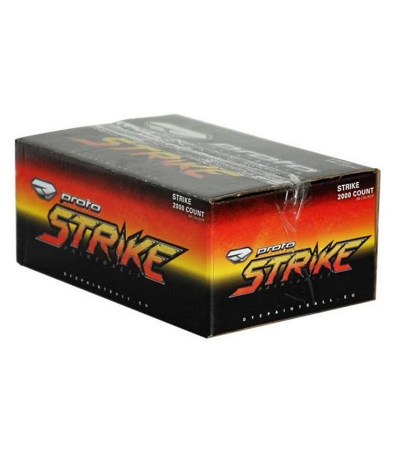 Proto Strike Yellow Paintballs