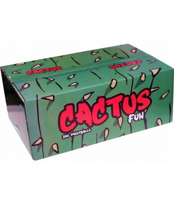 Cactus Fun Paintballs