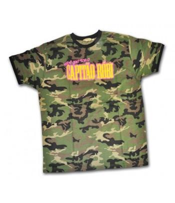 """Megacampo """"Capitão Robi"""" T-Shirt"""