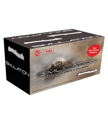 Tomahawk Simulation 100 rnd Box