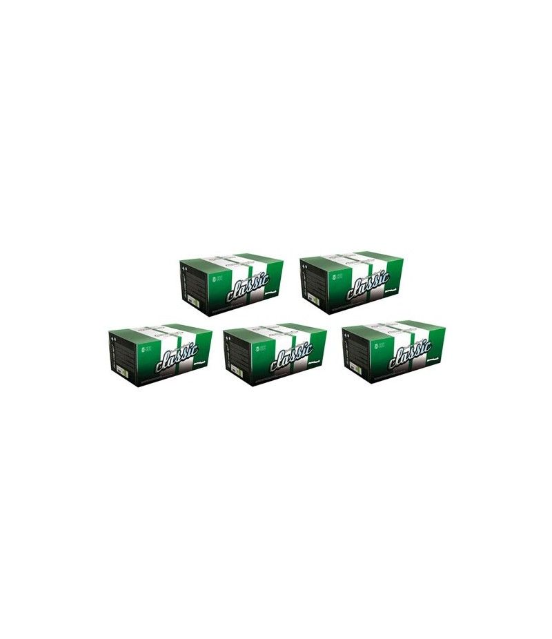 Tomahawk Classic Apache Green Paintballs - 5 Box Pack