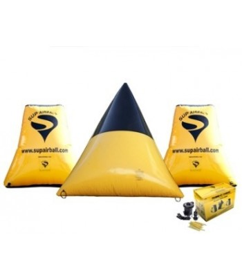 Sup'Airball 7Man Upgrade Training Kit - 3 Bunkers