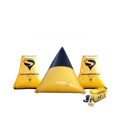 Sup'Airball 7Man Upgrade Training Kit - 3 Bunkers
