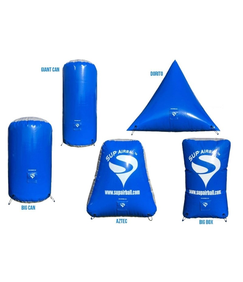 Sup'Airball 5Man Training Kit - 20 Bunkers