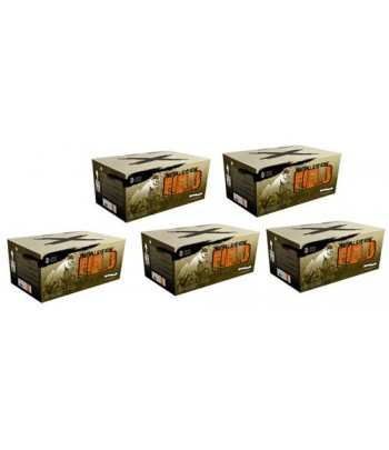 Tomahawk Field Sioux Yellow Paintballs - 5 Box Pack