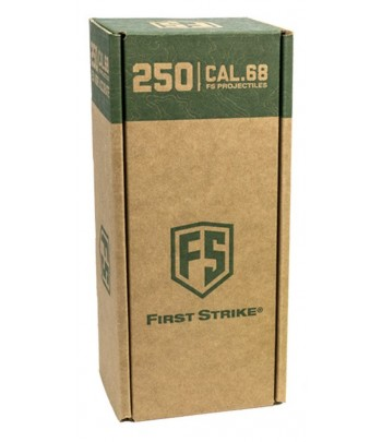 First Strike Paintballs 250 rounds Box