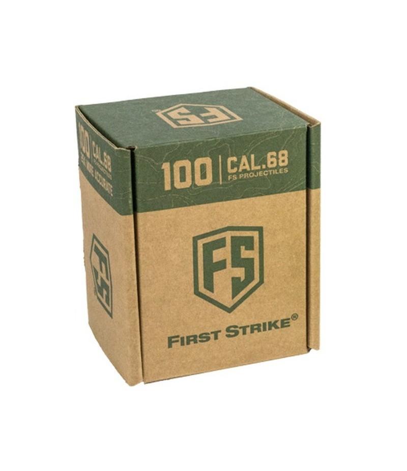 First Strike Paintballs 100 round Box