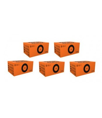 Tomahawk Zero Paintballs - 5 Box Pack