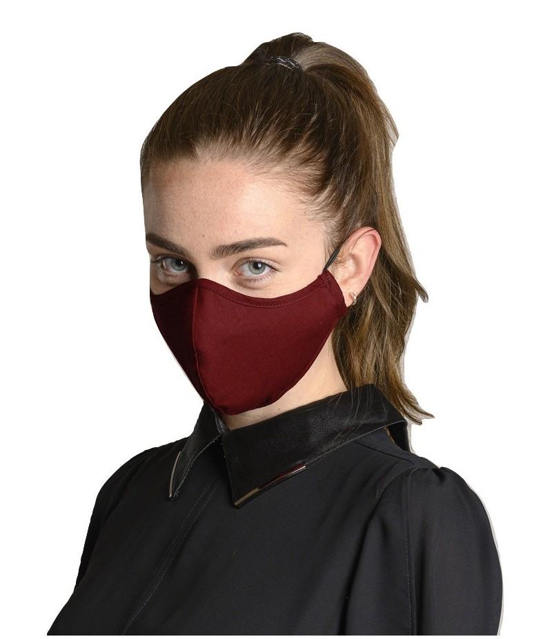 Buddha Triple Layer Reusable Face Mask