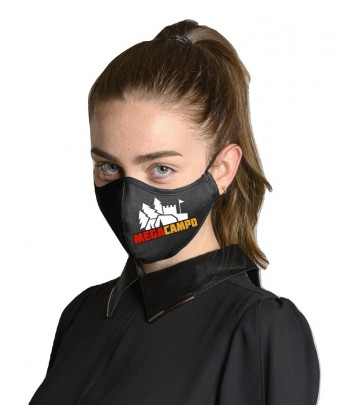 Megacampo Triple Layer Reusable Face Mask