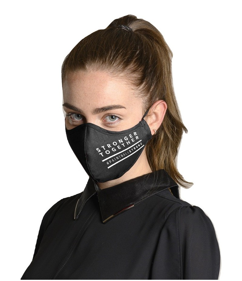 Stronger Together Triple Layer Reusable Face Mask