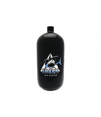 Shark 1.5L/88ci 4500 psi UL Composite Tank