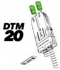 Eclipse DMT-20 Spring and Follower Kit