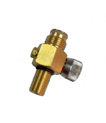 Totem Air CO2 On/Off Valve