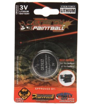 Energy Paintball CR2032...