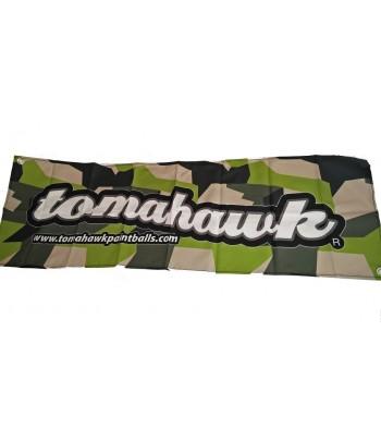 Tomahawk Logo Banner