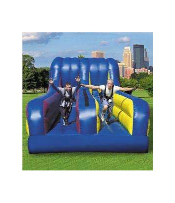 Used Bungee Run Inflatable