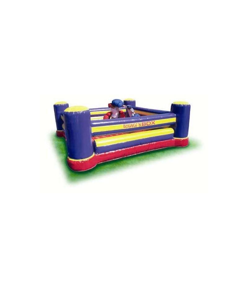Insuflável Ringue de Boxe - Usado