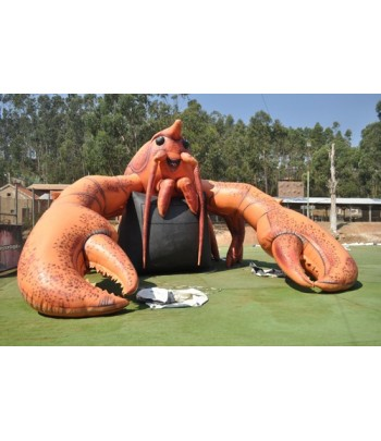 Used Giant Lobster Inflatable