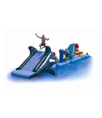 Used Sea Monster Inflatable