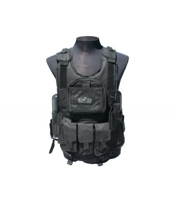 GXG Tactical Vest Black