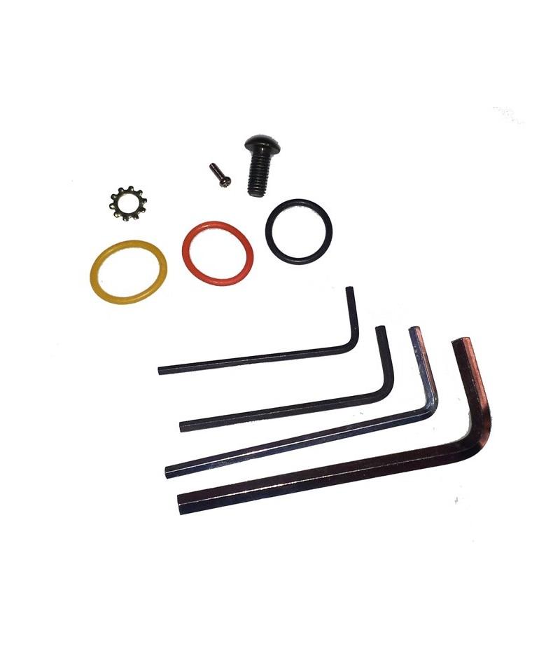 Spyder Electro Parts Kit